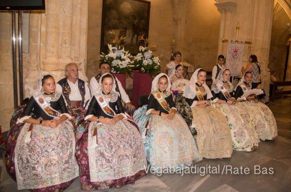 La Patrona de Orihuela ya está en la Catedral 108
