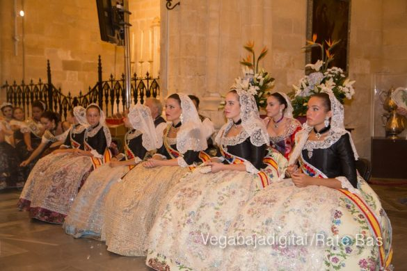 La Patrona de Orihuela ya está en la Catedral 109