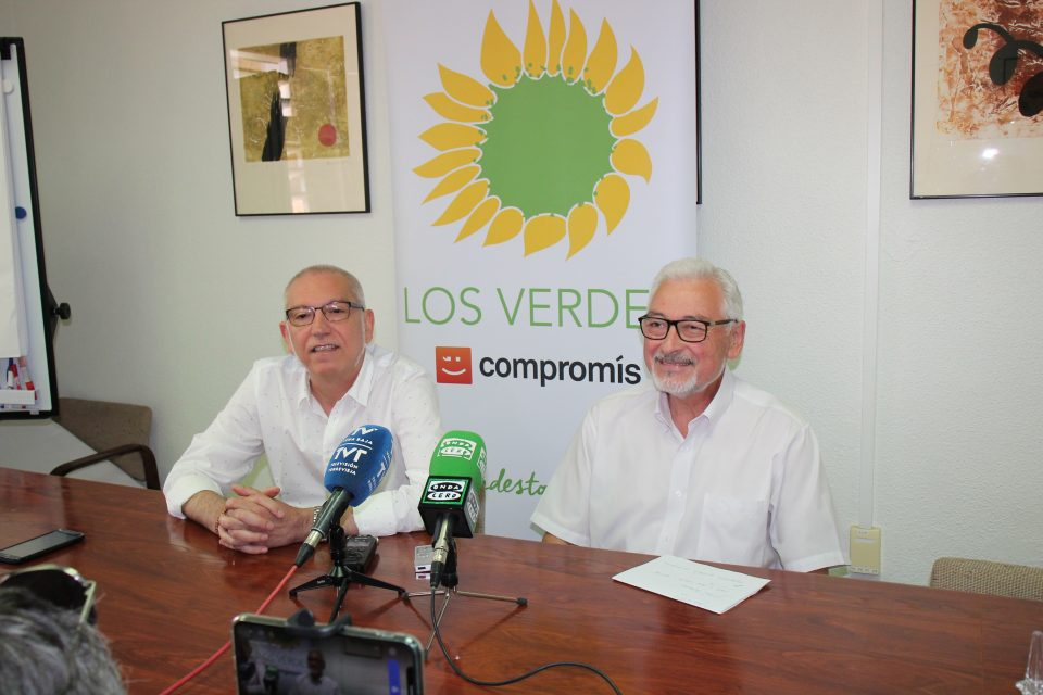 José Manuel Dolón y José Hurtado renuncian a su acta de concejal 6