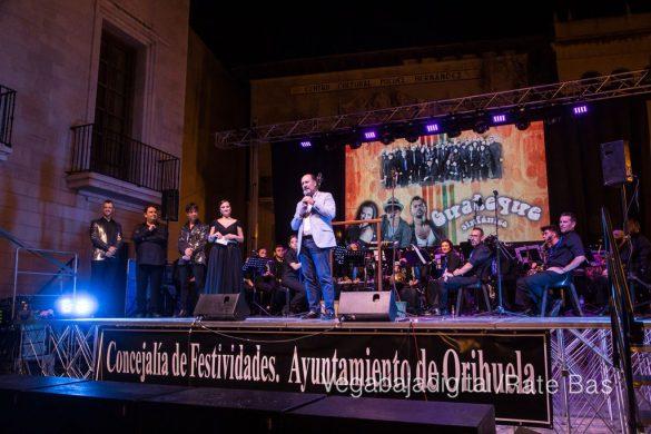 Concierto años 70/80 en Orihuela 66
