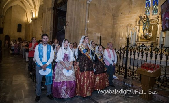 Orihuela rinde honores a la Virgen de Monserrate 14