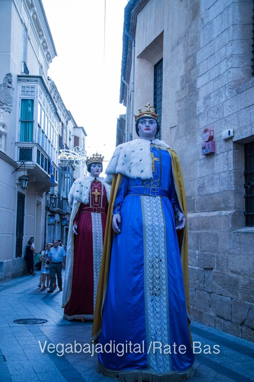 Orihuela rinde honores a la Virgen de Monserrate 18