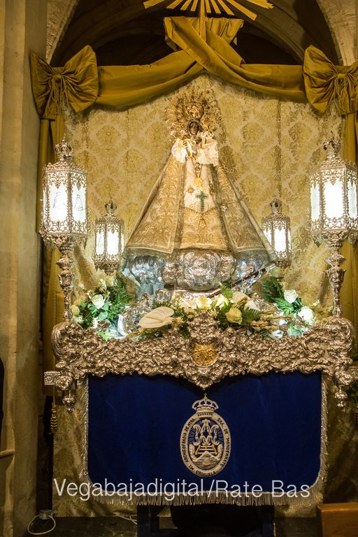 Orihuela rinde honores a la Virgen de Monserrate 22
