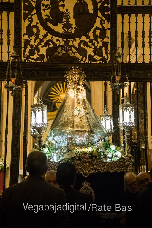Orihuela rinde honores a la Virgen de Monserrate 6