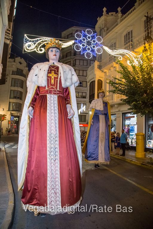Orihuela rinde honores a la Virgen de Monserrate 44