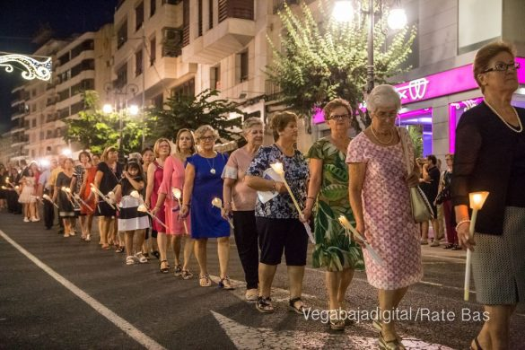 Orihuela rinde honores a la Virgen de Monserrate 48