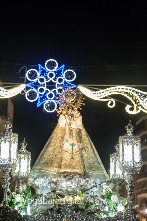 Orihuela rinde honores a la Virgen de Monserrate 81