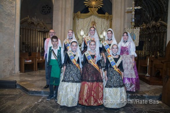 Orihuela rinde honores a la Virgen de Monserrate 132