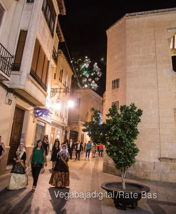 Orihuela rinde honores a la Virgen de Monserrate 134