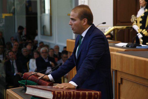 La Diputación comienza el mandato con siete representantes de la Vega Baja 41
