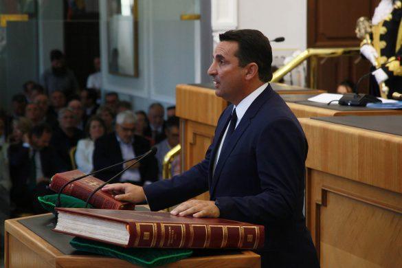La Diputación comienza el mandato con siete representantes de la Vega Baja 40