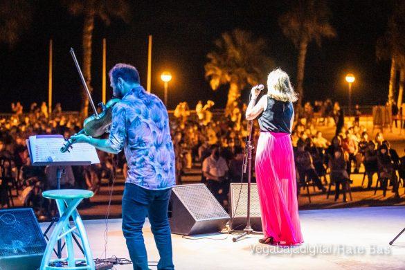 FOTOGALERÍA | Recorrido visual del concierto de Sole Giménez en Orihuela Costa 34