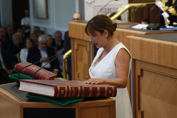 La Diputación comienza el mandato con siete representantes de la Vega Baja 44