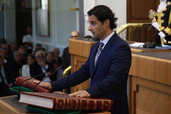 La Diputación comienza el mandato con siete representantes de la Vega Baja 43