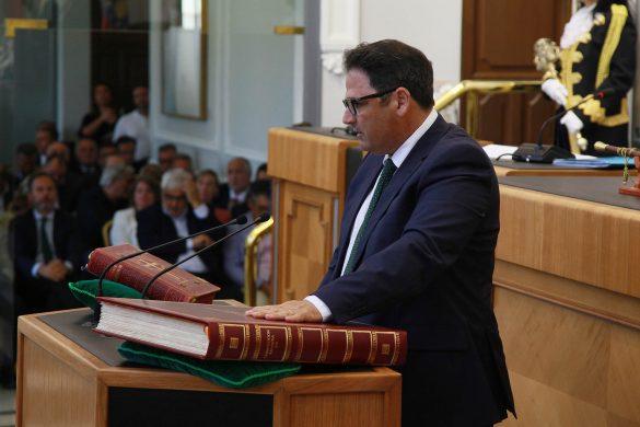 La Diputación comienza el mandato con siete representantes de la Vega Baja 34