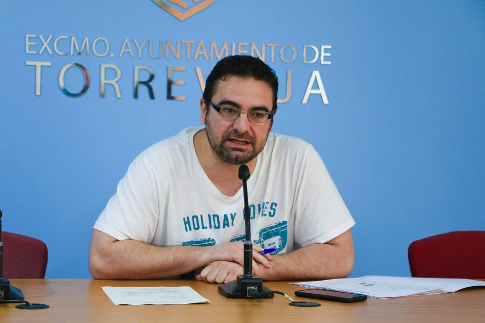 Víctor Ferrández hace balance de sus concejalías en Torrevieja 6