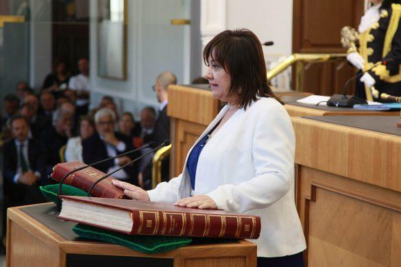 La Diputación comienza el mandato con siete representantes de la Vega Baja 31