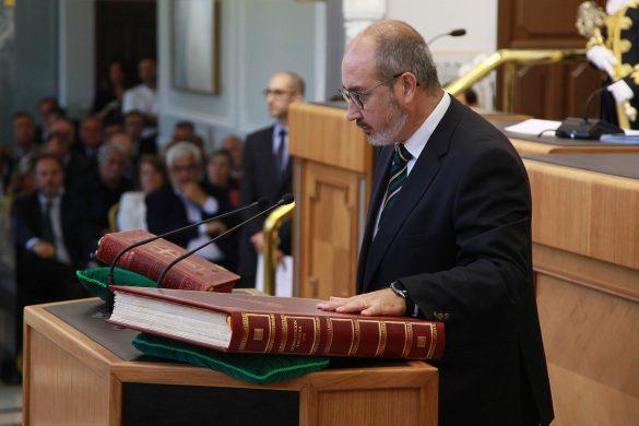 La Diputación comienza el mandato con siete representantes de la Vega Baja 30