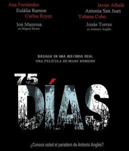 Ion Manresa, actor callosino, interpreta al asesino de las niñas de Alcácer en '75 días' 8