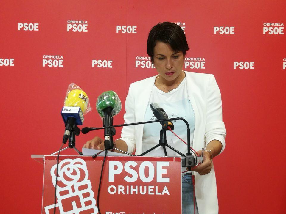 PSOE Orihuela exige al Gobierno Local un nuevo Plan General 6