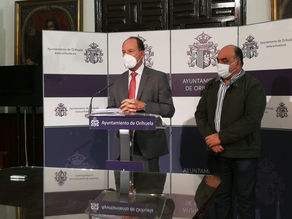 El Ayuntamiento de Orihuela presenta alegaciones a las Confederaciones del Tajo-Segura 6