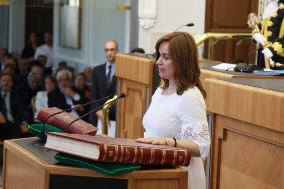 La Diputación comienza el mandato con siete representantes de la Vega Baja 27