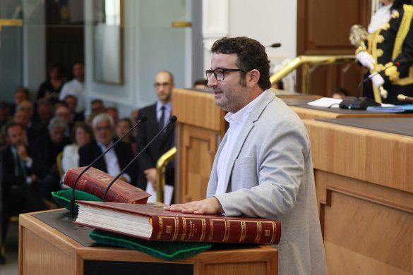 La Diputación comienza el mandato con siete representantes de la Vega Baja 36