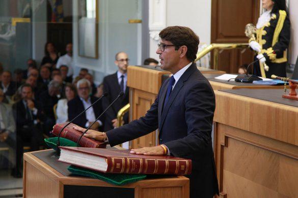 La Diputación comienza el mandato con siete representantes de la Vega Baja 32