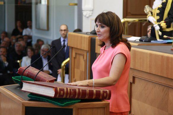 La Diputación comienza el mandato con siete representantes de la Vega Baja 28