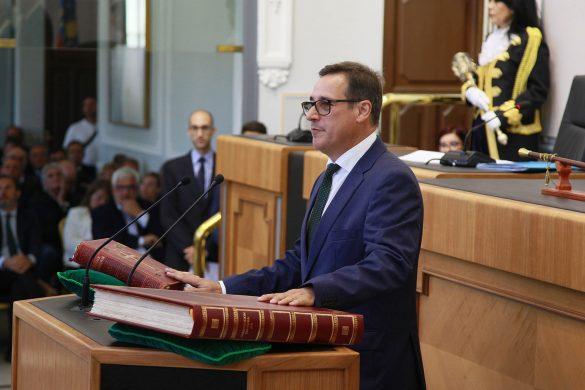La Diputación comienza el mandato con siete representantes de la Vega Baja 19