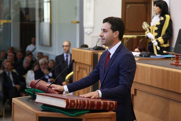 La Diputación comienza el mandato con siete representantes de la Vega Baja 20