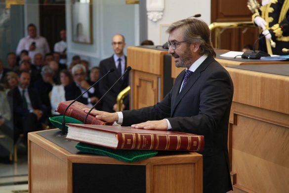 La Diputación comienza el mandato con siete representantes de la Vega Baja 21