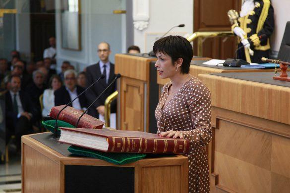 La Diputación comienza el mandato con siete representantes de la Vega Baja 23