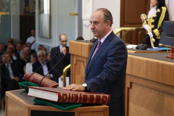 La Diputación comienza el mandato con siete representantes de la Vega Baja 24