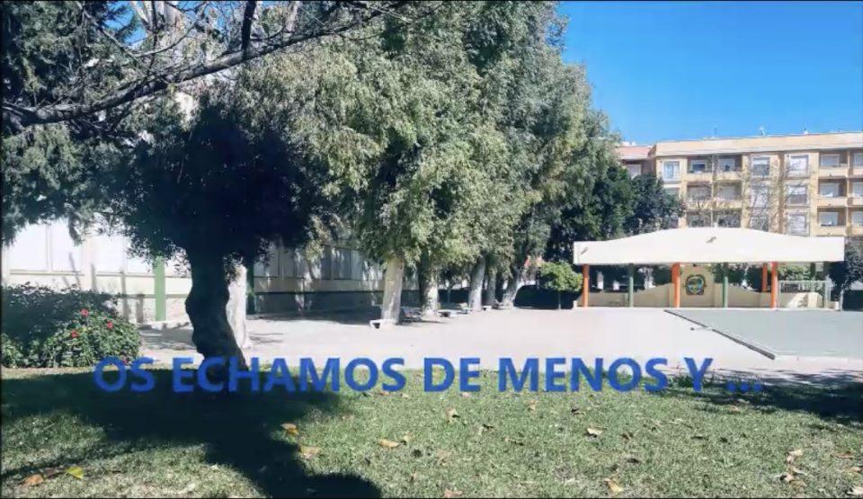 Los docentes de la Vega Baja mandan un mensaje de ánimo a sus alumnos 6