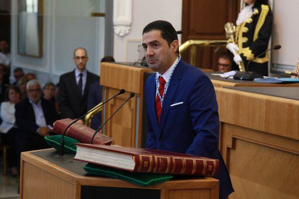 La Diputación comienza el mandato con siete representantes de la Vega Baja 16