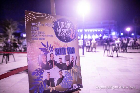 """Sette Voci pone fin al """"Verano Musical Orihuela Costa 2021"""" 20"""