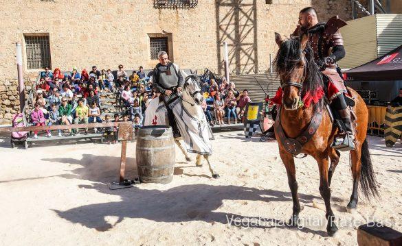 La Armengola pregona el Mercado Medieval de Orihuela 100