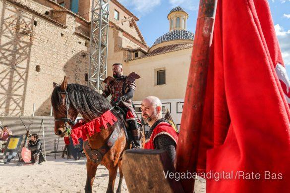 La Armengola pregona el Mercado Medieval de Orihuela 101