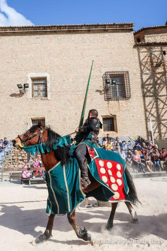 La Armengola pregona el Mercado Medieval de Orihuela 102