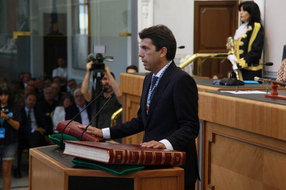 La Diputación comienza el mandato con siete representantes de la Vega Baja 13