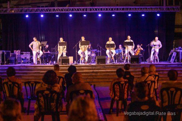 """Sette Voci pone fin al """"Verano Musical Orihuela Costa 2021"""" 45"""