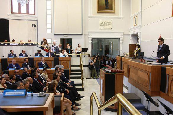 La Diputación comienza el mandato con siete representantes de la Vega Baja 10