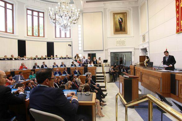 La Diputación comienza el mandato con siete representantes de la Vega Baja 9