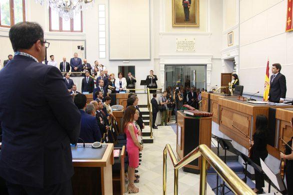La Diputación comienza el mandato con siete representantes de la Vega Baja 7