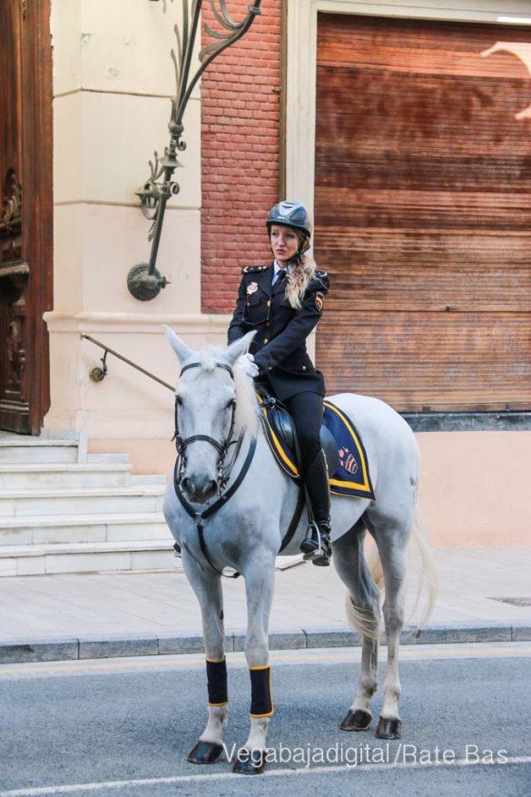 El acto homenaje de la Policía Nacional en imágenes 8