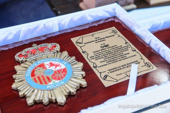 El acto homenaje de la Policía Nacional en imágenes 11