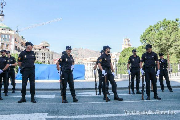 El acto homenaje de la Policía Nacional en imágenes 12