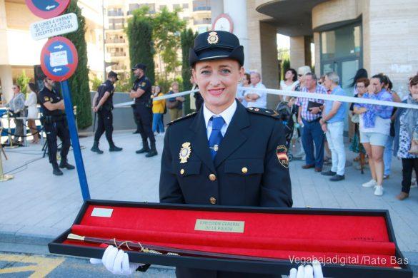 El acto homenaje de la Policía Nacional en imágenes 13
