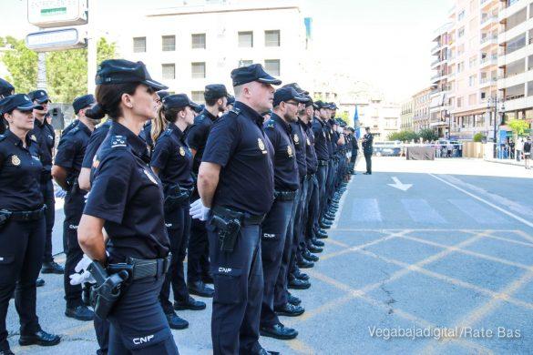 El acto homenaje de la Policía Nacional en imágenes 14